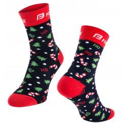 Ponožky FORCE X-MAS, S-M (36-41)