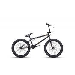 BMX  CTM POP 20 Hi-ten (21) metalická /čierna 2021