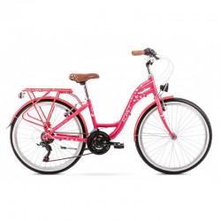 "RETRO Bicykel ROMET PANDA 1.0  ""24"""