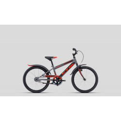 "Detsky bicykel SCOOBY 1,0 CTM velkost  ""20"""