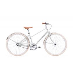 """Bicykel CTM CITé - šedá  """"17""""  (430) 2021 IHNED K ODBERU"""