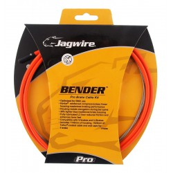 PCK101 BENDER BMX,brz.sada oranžová, kevlar