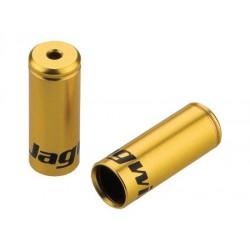 BOT112OJ koncovka utesnená 4,5mm, Al, zlatá
