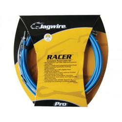 RCK007 RACER brzd. a radiaca sada, cestná modrá