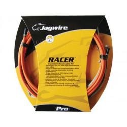 RCK008 RACER brzd. a radiaca sada, cestná, oranžová