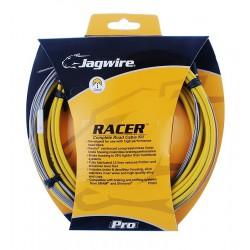 RCK009 RACER brzd. a radiaca sada, cestná, žltá