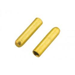 BOT117-CO koncovka lanka 1,8mm Al, zlatá