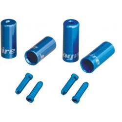 CHA099-UJ,sada koncoviek 4,5mm, modrá