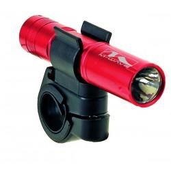 Osvetlenie predné Mini LED M-WAVE- červené AKCIA!