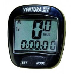 Tachometer Ventura XIV - čierny