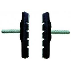 Brzdové gumičky bez závitu, 70 mm, OEM sada -2ks