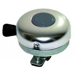 Zvonček hliník vrchná časť, oceľ spodná
