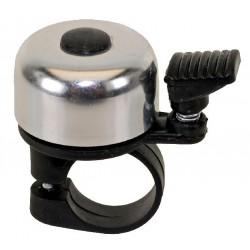 Zvonček mini, hliník/rôzne farby
