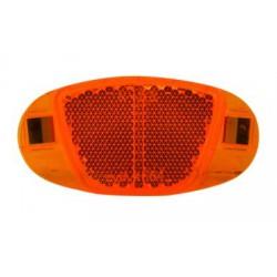 Odrazka do špicí, oranžová, 60mm