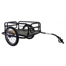 Nákladný prívesný vozík dvojkolesový