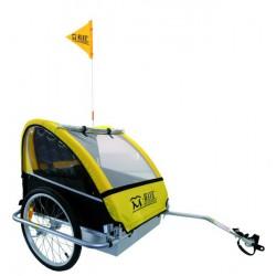 Detský a nákladný vozík,hliníková vanička