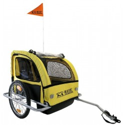 Detský a nákladný prívesný vozík,Al