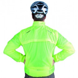 Cyklistická bunda veľ.XL- neoprénová