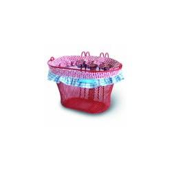 Košík detský červený