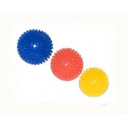 Overball masážny ježko MERCO 3ks