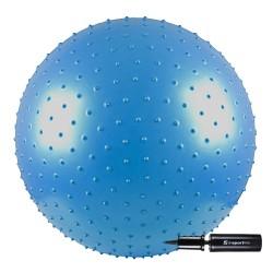 Gymnastická a masážna lopta inSPORTline 55 cm
