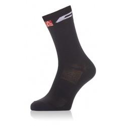 Ponožky CTM TEAM, čierne, 38-42