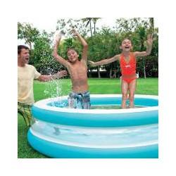 Bazén nafukovací 3K KRUH 203x51cm