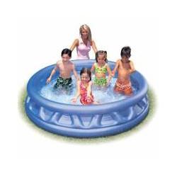 Bazén nafukovací STRIEBORNÝ 188x46cm