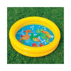 Bazén nafukovací 2K MY FIRST 61x15cm