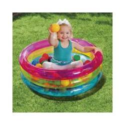 Bazén na loptičky INTEX IHRISKO 86x25cm