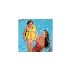 Vesta plavecká INTEX DELUXE SCHOOL 3-6rokov