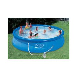Bazén EASY SET s filtrom 457x84cm