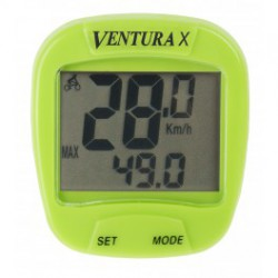 Tachometer ventura 10F. yelena refl.farba