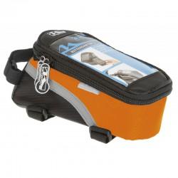 Taška M-WAVE oranžová dopredu na mobil a náradie