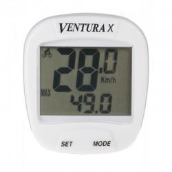 Tachometer Ventura X -funkcny biely