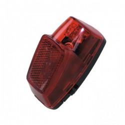 Svetlo zadné na dynamo s 1LED s kondezátorom.