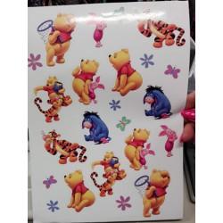 Nálepky Pooh
