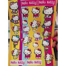Nálepky Hello Kitty