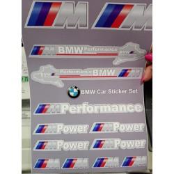 Nálepky BMW