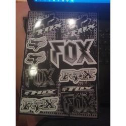 Nálepky FOX A4