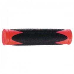 Rukoväť Velo D2 ,dvojzložková ,130 mm , červená