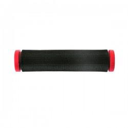 Rukoväť VELO D2 , kratón gel , červená, 130 mm