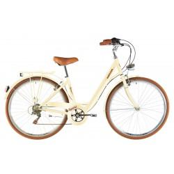 """Mestsky bicykel  KENZEL  Signora """"28""""  + kosik GRATIS"""