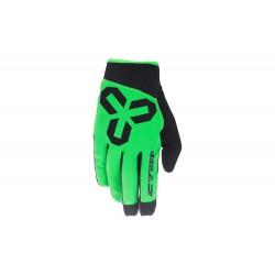 Rukavice CTM VICE, celoprstové, zelené -XL