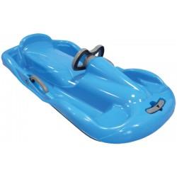 Bob plastový s volantom SULOV FUN, modrý