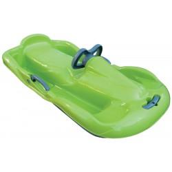 Bob plastový s volantom SULOV FUN, zelený