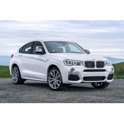 BMW X4  biela farba-Prenajom